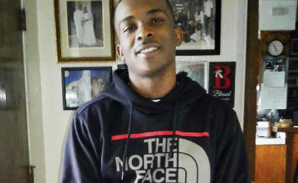 A photo of Stephon Clark taken earlier this month and provided by his family.