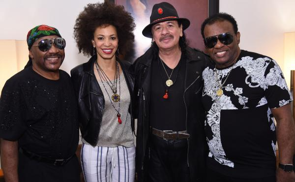Power Of Peace is a new album from Carlos Santana and The Isley Brothers.