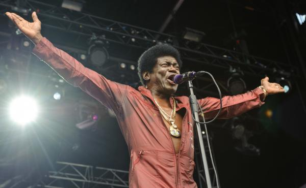 Charles Bradley performing on July 16, 2017 in Louisville, Kentucky. Bradley passed away on Sept. 23, 2017 at the age of 68.