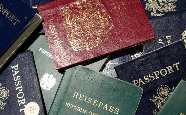 Researchers found that passport screeners have an error rate of about 15 percent when they're evaluating whether faces match passport photos.