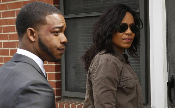 Stephan James and Sanaa Lathan star as federal investigators looking into a racially charged shooting in Fox's new limited series Shots Fired