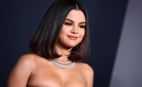"Rare, Selena Gomez's first new album in over four years, is out now. ""When you take that long of a break, it is pretty nerve-wracking,"" she says."