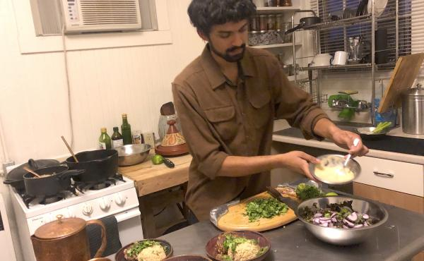 California home cooks like Akshay Prabhu are excited about the prospect of selling food from their kitchens to supplement their incomes.