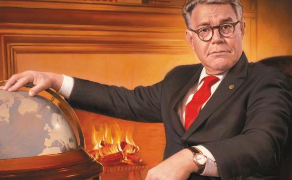 Cover detail of Giant Of The Senate, by Al Franken