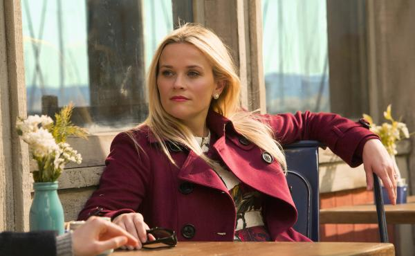 Reese Witherspoon in HBO's Big Little Lies. Witherspoon was nominated for a Golden Globe for best actress in a limited TV series or movie on Monday.