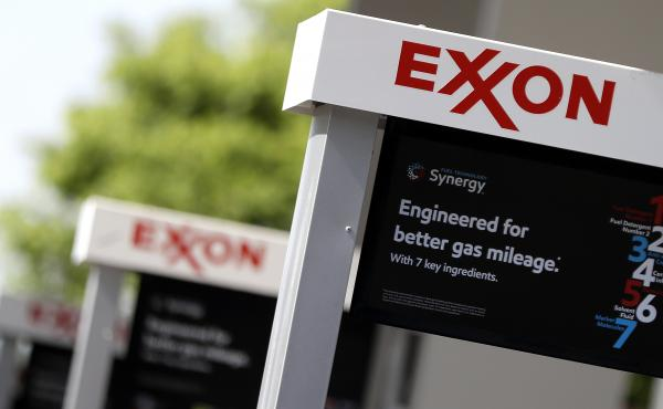 "The Exxon Mobil shareholder vote is seen as a victory for environmental activists and one that is aimed at getting the company to consider ""material risk,"" according to The Dallas Morning News."