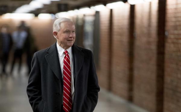 Former Attorney General Jeff Sessions is entering a crowded GOP primary to try to win back his old Senate seat representing Alabama.