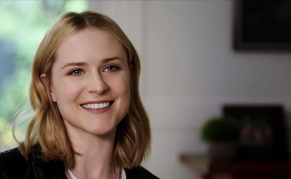 Evan Rachel Wood is one of the interview subjects in the new documentary Showbiz Kids.