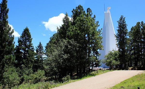 The Sunspot Solar Observatory in New Mexico mysteriously shut down for 11 days in September, citing a security issue. Authorities were investigating a janitor for distribution of pornography.