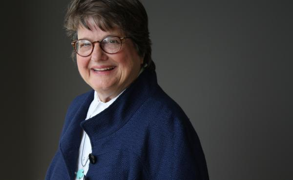 Sister Helen Prejean has written a new memoir called River of Fire, detailing her spiritual life before her activism against the death penalty.