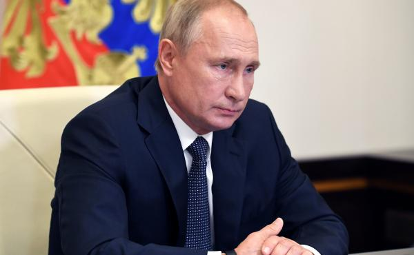 Russian President Vladimir Putin announced the approval of Russia's coronavirus vaccine during a government meeting on Tuesday.
