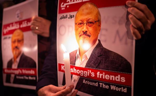 Family of slain journalist Jamal Khashoggi said they forgive his killers, paving the way for a pardon.