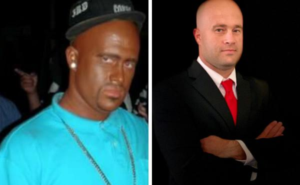 "Craig Stivender, a Republican candidate for Colleton County sheriff in South Carolina, released a photo of himself in blackface in a recent campaign video. He says he was dressed as Demetrius ""Big Meech"" Flenory, who was sentenced to 30 years in prison fo"