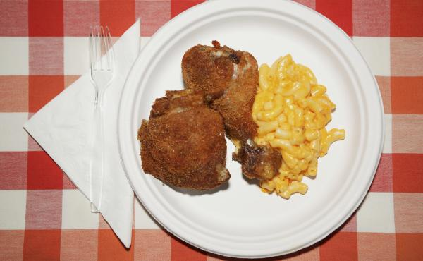 Fried chicken and mac and cheese: A study suggests Southern cuisine may be at the center of a tangled web of reasons why blacks in America are more prone to hypertension than whites.