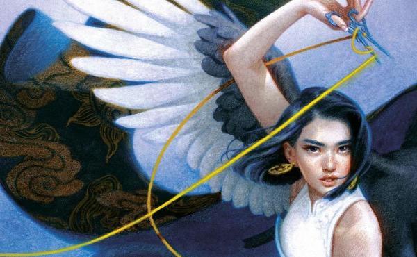 Spin the Dawn, by Elizabeth Lim