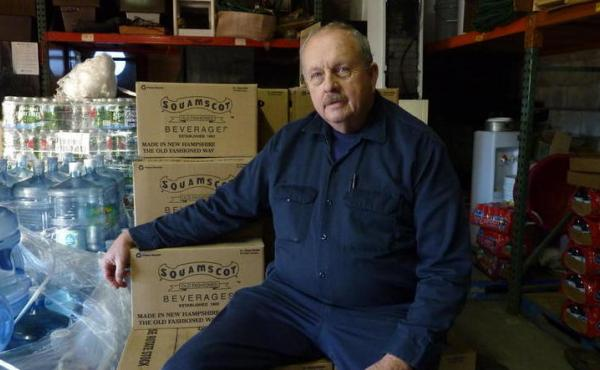 Tom Conner, the current owner of Conner Bottling Works, is part of the fourth generation of the family-owned business.
