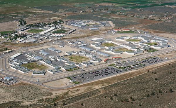 High Desert State Prison in Susanville, Calif.