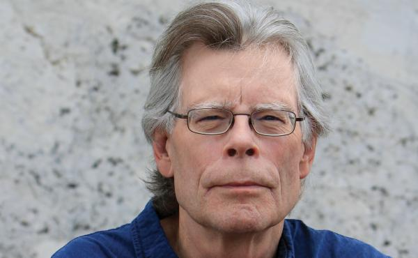 """Novelist Stephen King says writing is like leaving the ordinary world for a world of his own making: """"It's a wonderful, exhilarating experience."""""""