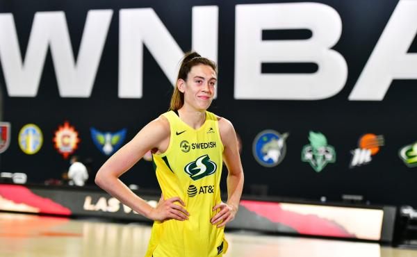 Breanna Stewart of the Seattle Storm announced a deal for a signature shoe with sports brand Puma.