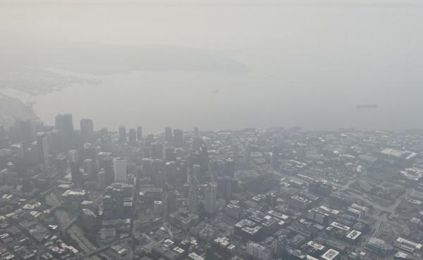 In early September 2020, Seattle, Wash., had some of the worst air quality in the world because of wildfire smoke. The city was among the first to create smoke shelters for the most vulnerable.