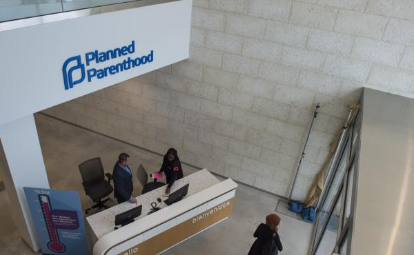 Planned Parenthood opened its new headquarters in Washington, D.C., in September. The Supreme Court declined to take up a key case, a big win for the organization.