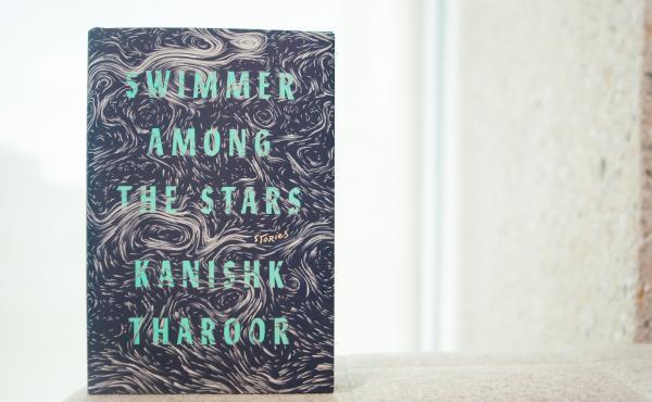 Swimmer Among the Stars by Kanishk Tharoor