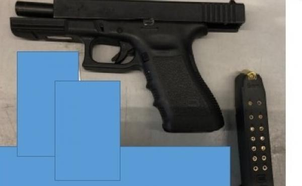 Transportation Security Administration officers are finding guns in carry on bags at security checkpoints at a rate three times higher than they did last summer. And 80% of those guns are loaded.