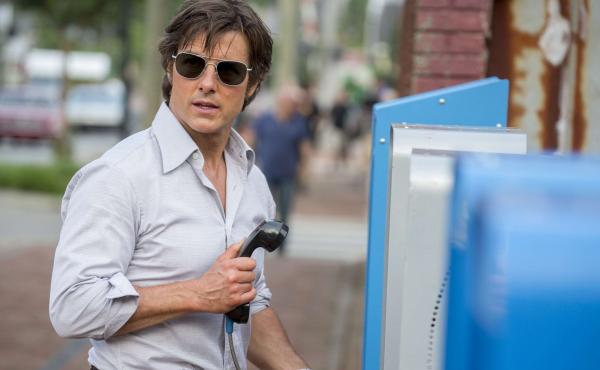 I'd Like to Fly the World Some Coke: In American Made, Tom Cruise plays Barry Seal, a drug- running pilot in the 1980s.