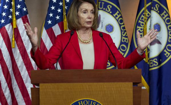 House Minority Leader Nancy Pelosi, D-Calif., has outlined a legislative agenda that includes Democratic priorities like lowering prescription drug prices and reforming campaign finance laws.