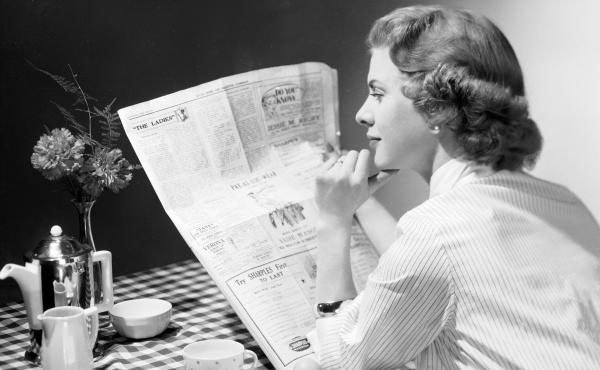 The right to dine out alone in public during the day was an early victory in the women's rights movement. And as brunch took off in post-war America, for some, it became an exercise in women's lib.