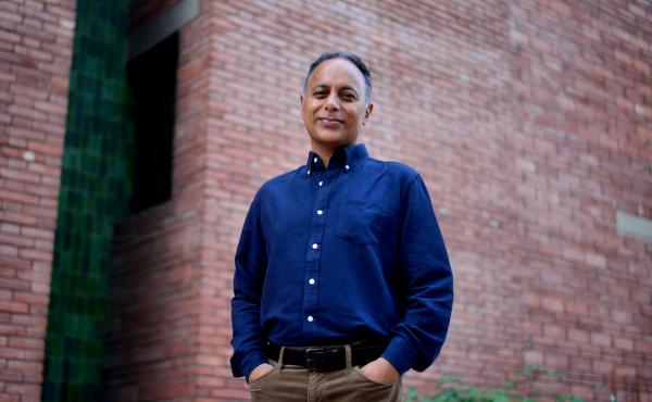 Siddharth Dube, a longtime public health advocate, has written a memoir: An Indefinite Sentence: A Personal History of Outlawed Love and Sex.