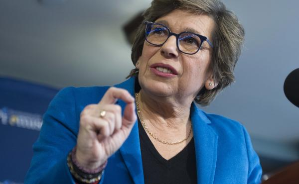 "Randi Weingarten, the president of the American Federation of Teachers, says the union would support ""safety strikes"" by teachers if safety measures are not met when schools are set to reopen in the fall."