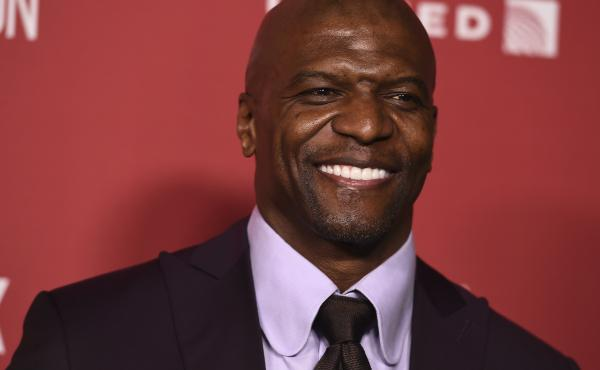 """Actor Terry Crews was recognized last week as part of """"The Silence Breakers,"""" the group of men and women collectively named Time magazine's Person of the Year. Crews says he was sexually assaulted in 2016 by a Hollywood talent agent."""