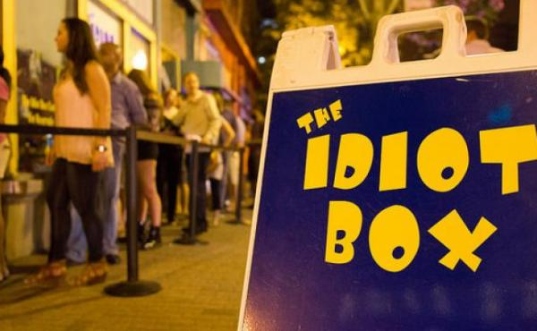 The Idiot Box Comedy Club