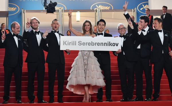 Under house arrest since August last year, Russian theater and film director Kirill Serebrennikov will miss the Cannes Film Festival this week.