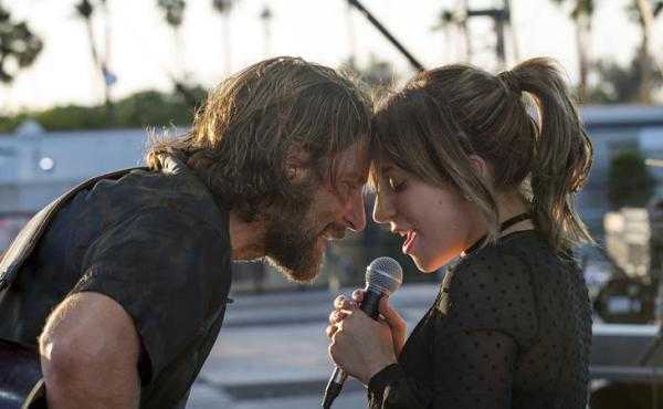 "Bradley Cooper and Lady Gaga perform ""Shallow"" in A Star Is Born. It's likely to win Best Original Song at the Academy Awards this Sunday, but should it?"