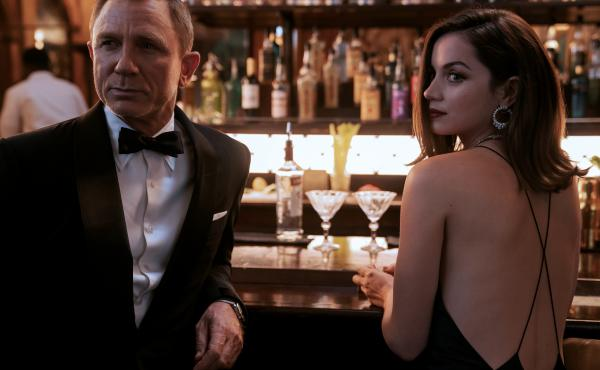 Daniel Craig's final crack at 007 was among the first films to delay opening because of the pandemic. He will play across Ana de Armas in No Time To Die.