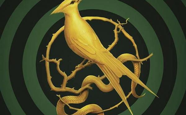 The Ballad of Songbirds and Snakes, by Suzanne Collins