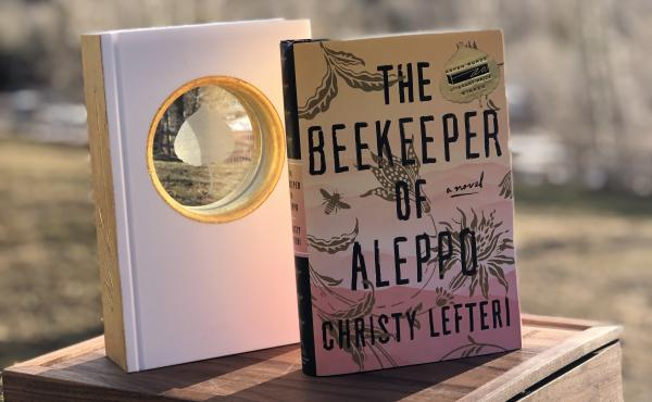Christy Lefteri's novel The Beekeeper of Aleppo has won the third annual Aspen Words Literary Prize.