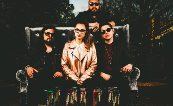 The Chamanas confronts the proposed wall along the Mexican border in a new single.