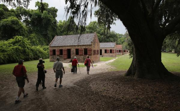 Tradition And Change In The Modern South Carolina