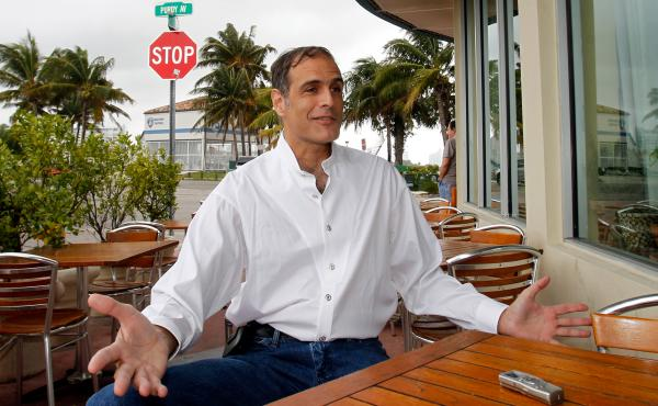 Fane Lozman will make his second appearance before the Supreme Court. This time he has sued the city of Riviera Beach for his arrest at a City Council meeting where he refused to stop talking about government corruption.