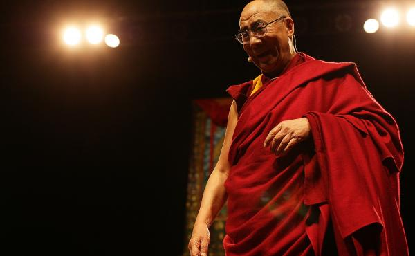 "The 14th Dalai Lama speaks in New Zealand on December 5, 2009. The religious leader is now 79, and says he can imagine being the last Dalai Lama: ""Twenty-six hundred years of Buddhist tradition cannot be maintained by one person,"" he tells Jörg Eigendorf"