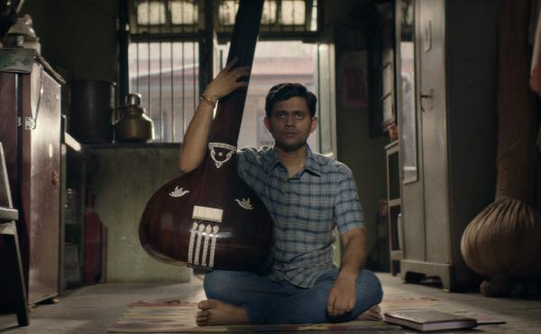 Aditya Modak plays an aspiring Hindustani classical musician in The Disciple.
