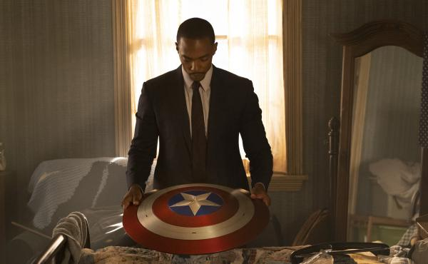 The Falcon and the Winter Soldier explores the question of whether there can be a Black Captain America.