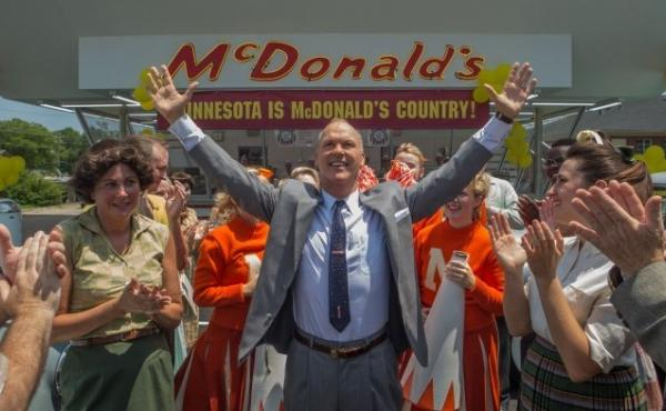Michael Keaton in The Founder.