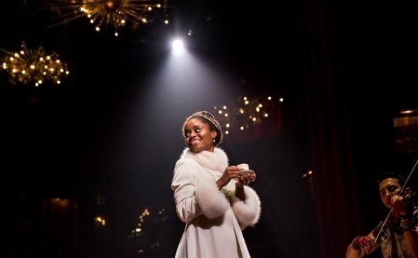 Denée Benton stars in the multiple-nominee hit Broadway musical Natasha, Pierre & The Great Comet Of 1812.