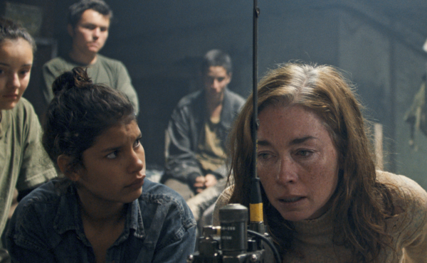 In Monos, director Alejandro Landes dives deep into the jungles of Latin America following a band of teenage commandos watching over an American hostage.