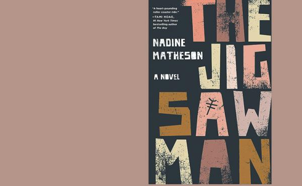 The Jigsaw Man, by Nadine Matheson