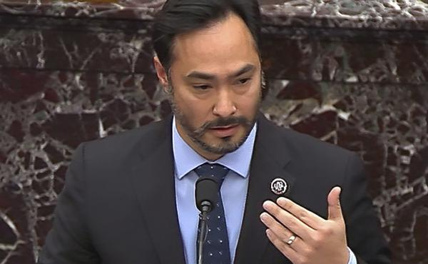 Rep. Joaquin Castro, D-Texas, seen in February, U.S. Rep. Joaquin Castro, D-Texas, has made the inclusion of Latinos in media a principal issue. A government report says the absence of Latinos in the media could impact how their fellow Americans view them